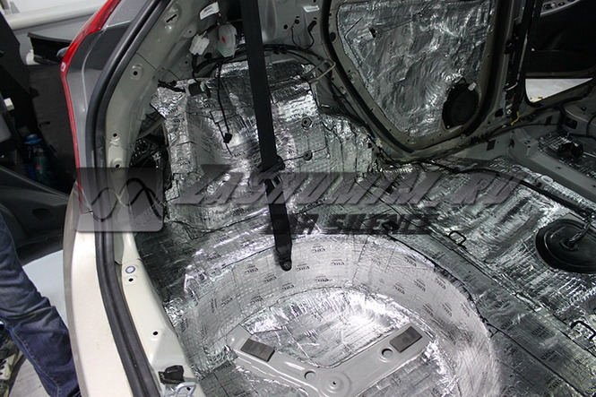 Шумоизоляция автомобиля хендай солярис своими руками видео - AVTOpantera.ru